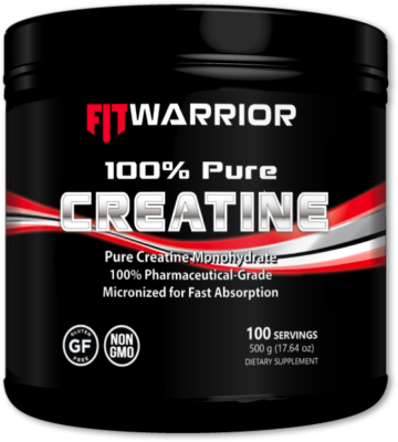 FIT WARRIOR CREATINE