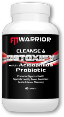 FIT WARRIOR DETOXIFY Cleanse & Detox