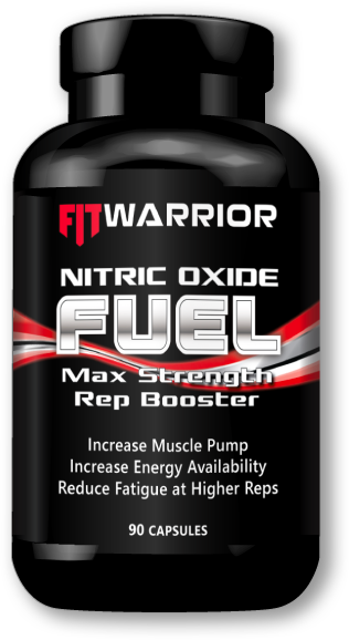 FIT WARRIOR Nitric Oxide FUEL Rep Booster