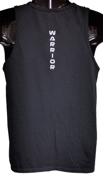 FIT WARRIOR Mens Cotton Tank