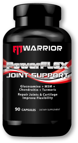 FIT WARRIOR PowerFLEX Joint Support