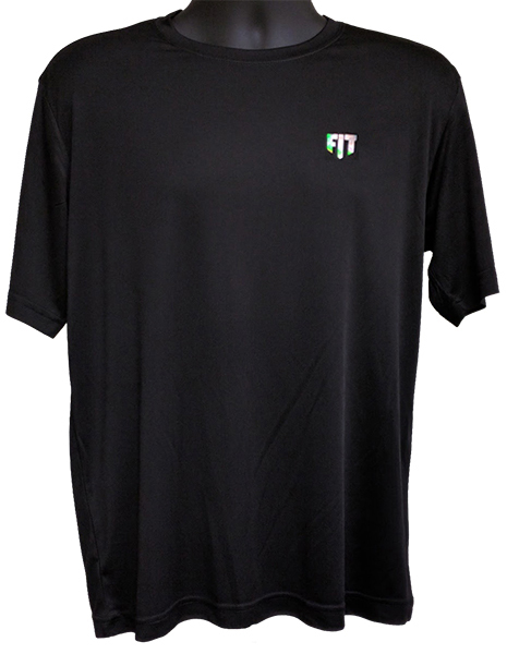 FIT WARRIOR Mens Performance Tee
