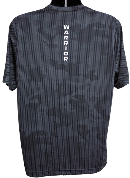 FIT Warrior Mens CamoHex Tee
