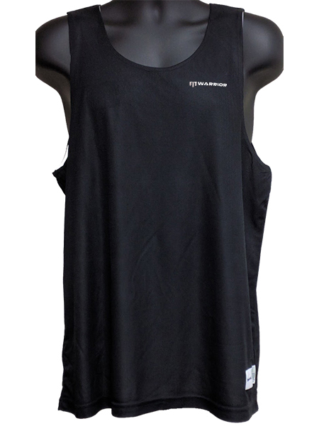 FIT Warrior Mens Lined Mesh Tank