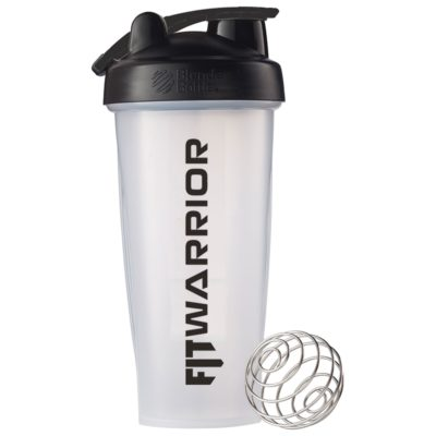 FIT Warrior Blender Bottle 28 oz