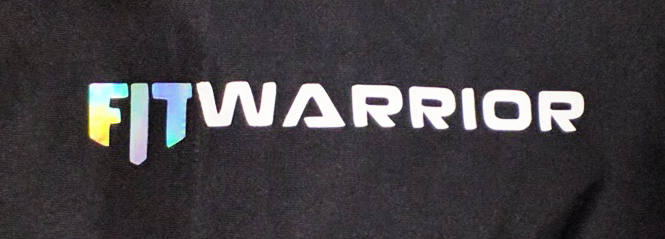 FIT Warrior Mens Wind Jacket logo