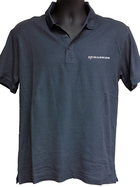 FIT WARRIOR Mens Core Polo