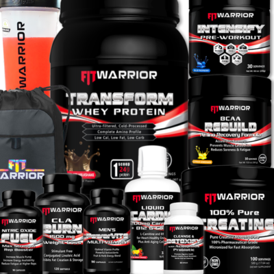 FIT WARRIOR Total Performance Stack